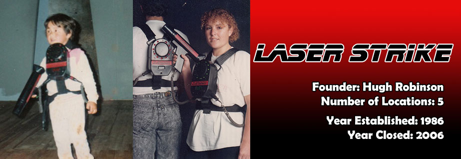 Laser Strike Laser Tag