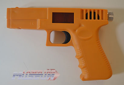 Orange Action Tag G17