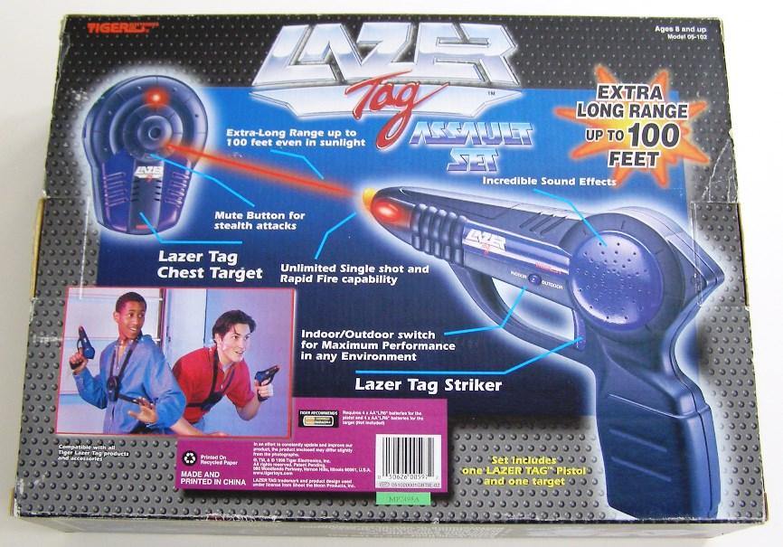 Laser Tag Assault Set