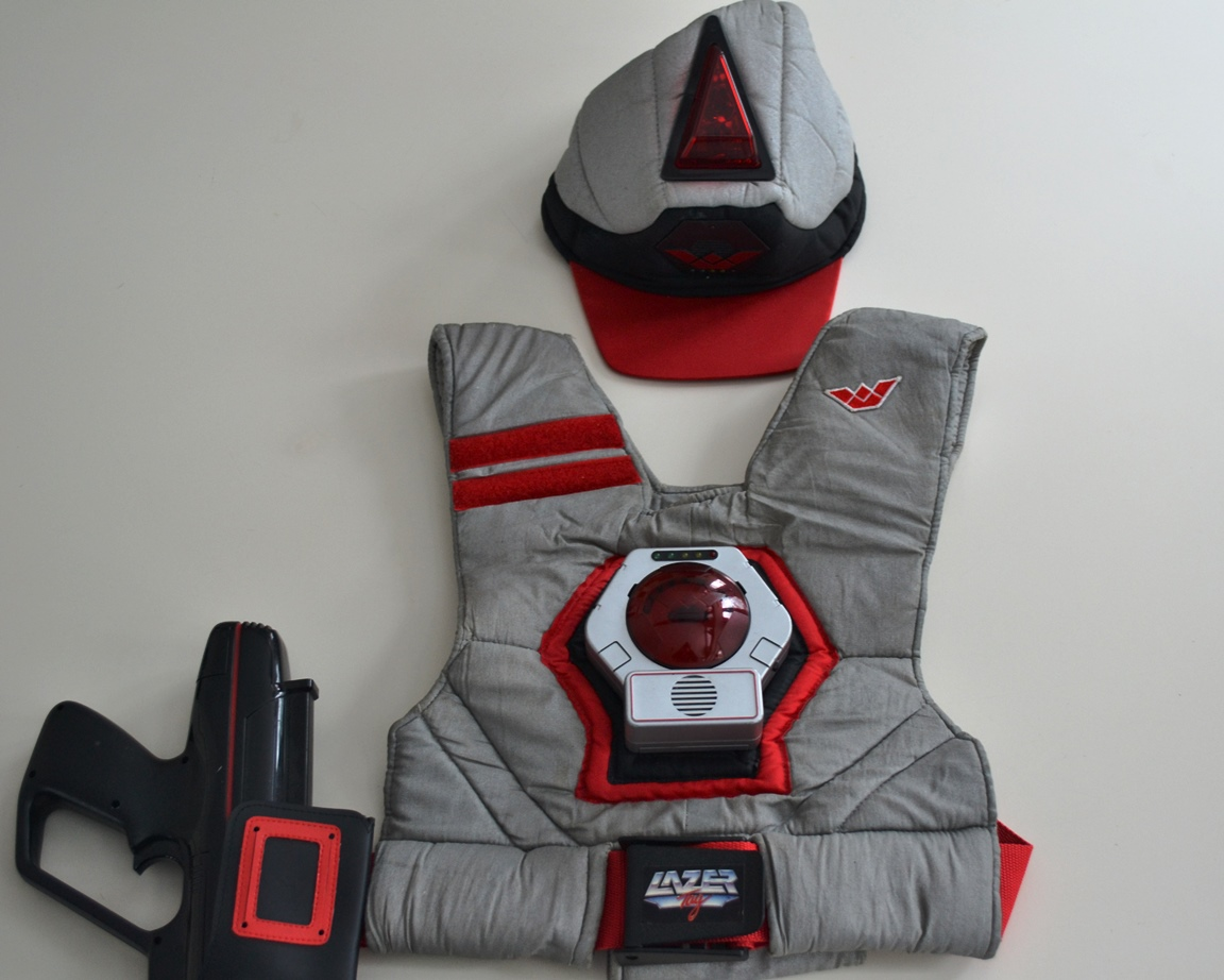 Full Lazer Tag Suit
