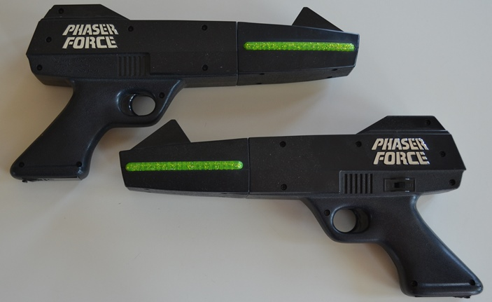 Phaser Force