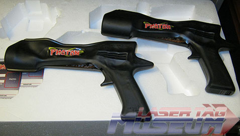 Two Photon Toy Phasers