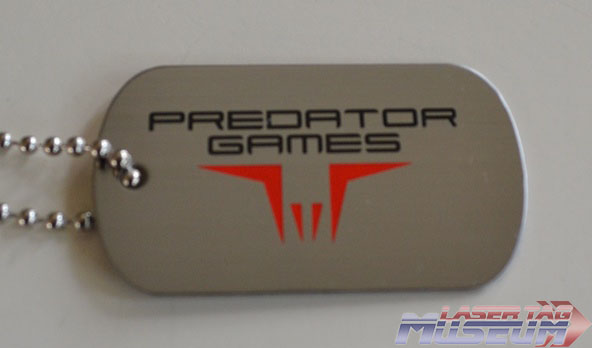 Predator Games Dog Tag