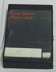 Laser Storm Player Unit