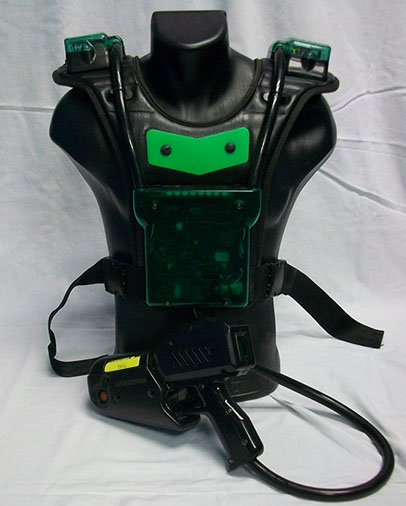 Green LaserTron Pack LT10