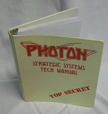 Photon Tech Manual