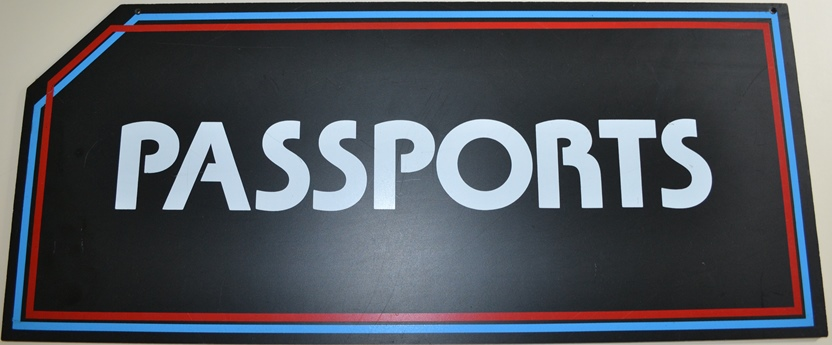 Photon Passport Sign