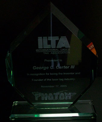 Photon George Carter ILTA Award
