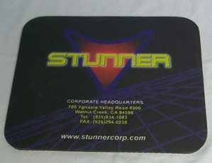 Stunner Mouse Pad 1