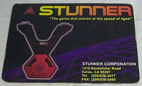 Stunner Mouse Pad 2