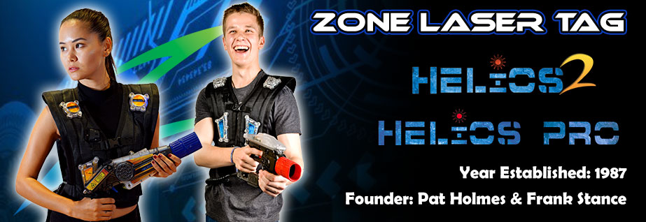 Zone Laser Tag Banner